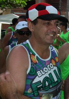 A folia do prefeito Beto Azevedo agora é numa cela da Polícia Federal