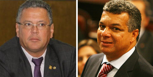 Dr. Paulo Cesar (PSD) e Jânio Mendes (PDT) calados sobre o Escândalo do Boi Bom.  Por que será?