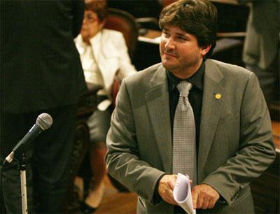 Deputado estadual Samuquinha (PR)