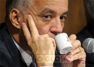 Carlinhos Cachoeira numa das raras vezes que abriu a boca na CPI