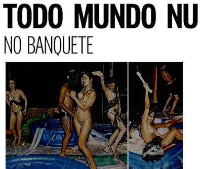 Reprodução da coluna Gente Boa, do Globo