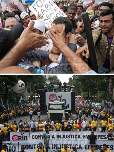 Fotos da Agência Globo de Imagens (não publicadas nos jornais das Organizações Globo)