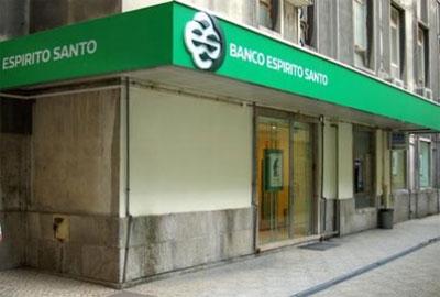 Agência do Banco Espírito Santo