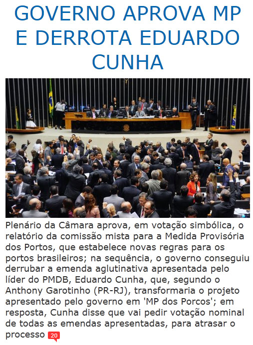 Reproduo do site Brasil 247