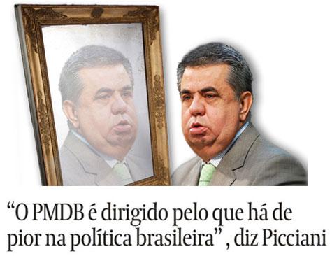PF prende 5 conselheiros do TCE do Rio; leva Picciani para depor coercitivamente e não vejo ninguém protestar