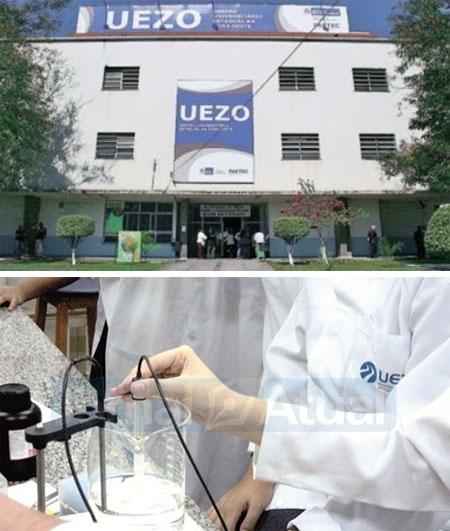 Universidade Estadual da Zona Oeste (UEZO) inaugurada pela governadora Rosinha