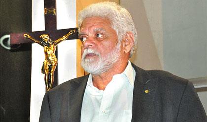 Zoinho ontem na Câmara de Vereadores de Volta Redonda