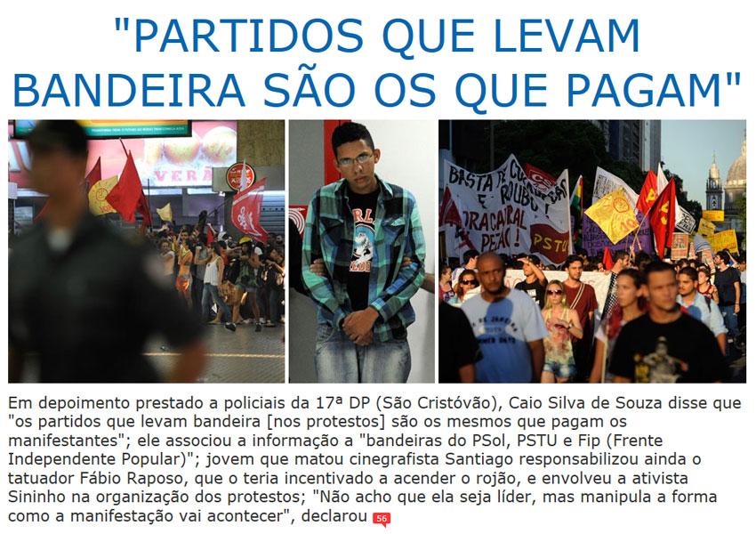 Reprodução do Brasil 247 (CLIQUE NA IMAGEM PARA AMPLIAR)