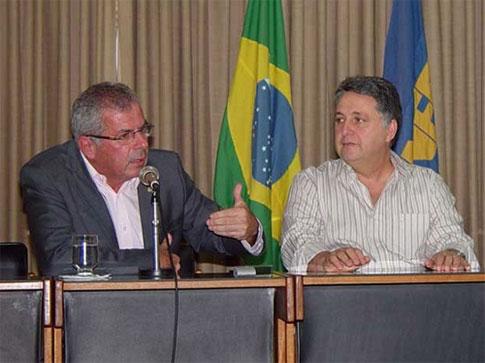 Paulo Feijó e Garotinho