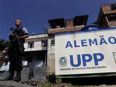 UPP do Complexo do Alemão