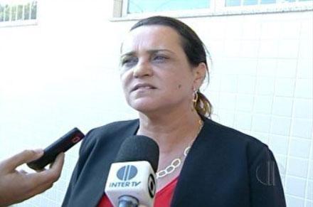 """Carla Machado, que foi presa pela Polícia Federal na """"Operação Machadada"""""""