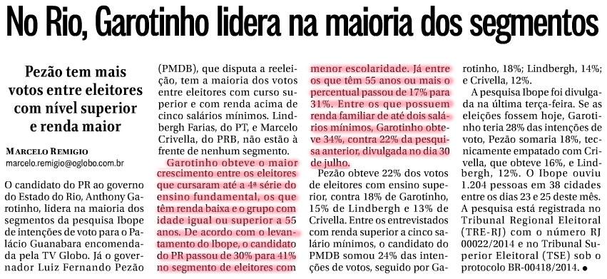 Reprodução do Globo (CLIQUE NA IMAGEM PARA AMPLIAR)