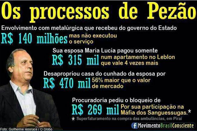 Reprodução do Facebook do Movimento Brasil Consciente