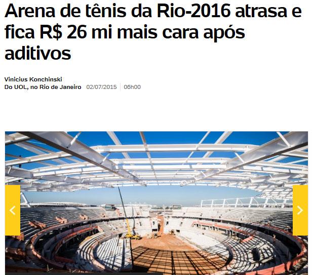 Reprodução do UOL Esporte