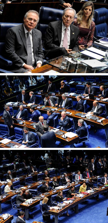 Imagens da Agência Senado