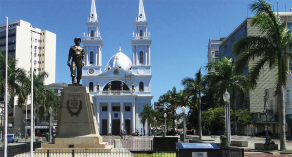 Praça São Salvador, Campos dos Goytacazes