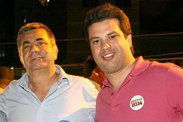 Jorge Picciani e Leonardo Picciani