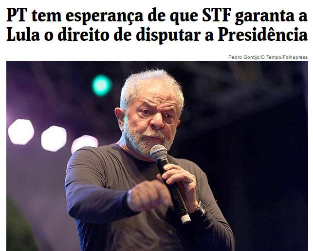 Reprodução da Folha da S. Paulo