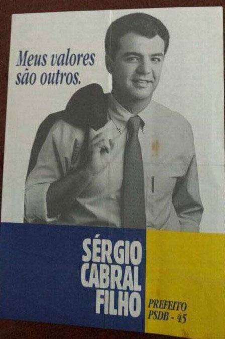 Campanha à Prefeitura do Rio (1996)