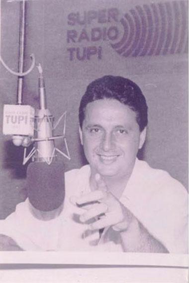 Minha estreia na Tupi, em 1993