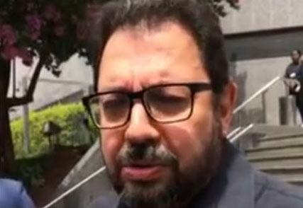Blogueiro Eduardo Guimarães deixando a superintendência da PF em São Paulo