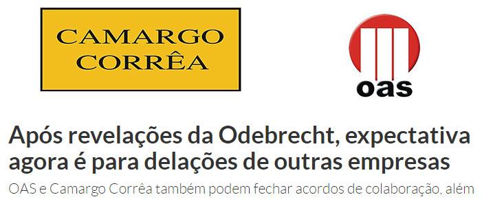 Manchete do Estado de Minas