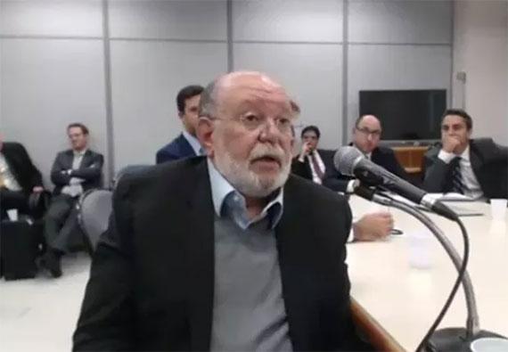 Léo Pinheiro, ex-presidente da OAS