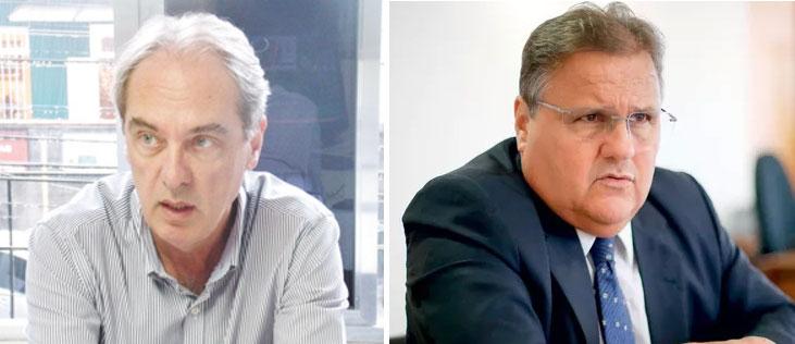Affonso Monnerat e Geddel Vieira Lima