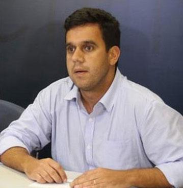 Rafael Diniz, atual prefeito de Campos