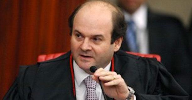 Ministro do TSE, Tarcísio Vieira
