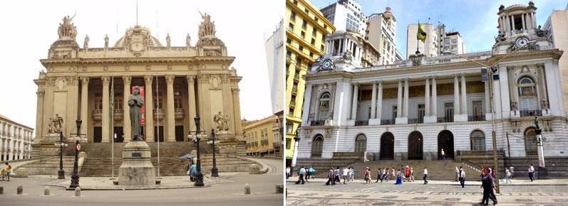 Alerj e Câmara de Vereadores do Rio