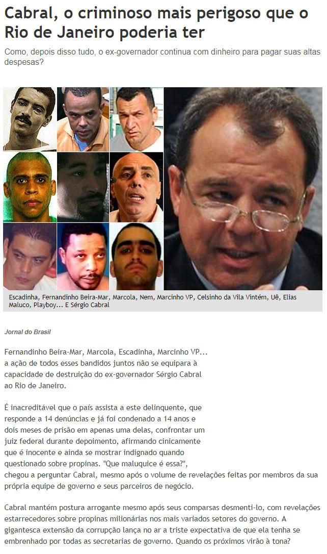 Reprodução do Jornal do Brasil