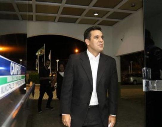 Prefeito de Campos, Rafael Diniz