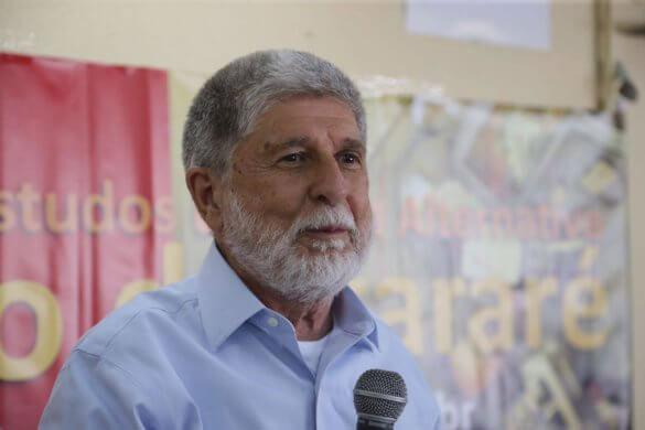 Ex-ministro Celso Amorim