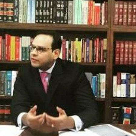 Rafael Faria, advogado que deixou a defesa de Garotinho