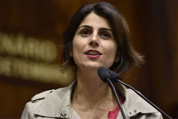 Deputada estadual pelo Rio Grande do Sul, Manuela D