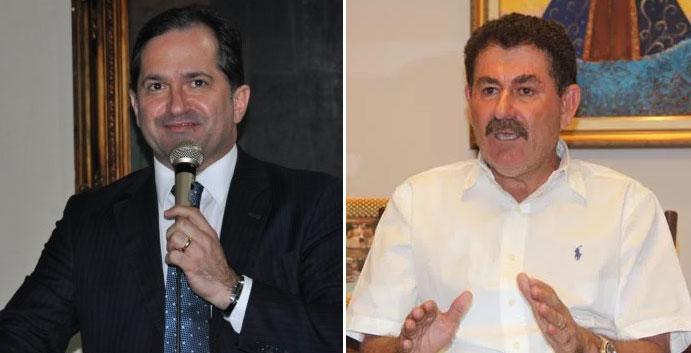 Edson Albertassi e Paulo Melo